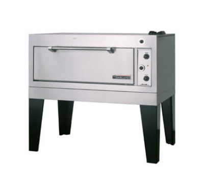 Garland E2005 2401 Single Deck Roast Oven w/ 12-Gauge Steel Deck, 240/1 V