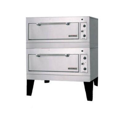 Garland E2055 2403 Double Deck Roast Oven w/ 12-Gauge Steel Deck, 240/3 V