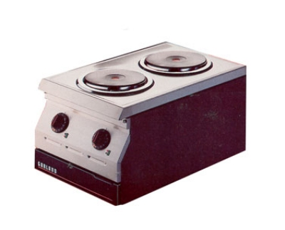 Garland ED-15HSE 2083 15-in Hot Plate w/ (2) 9-in Elements , 208/3 V