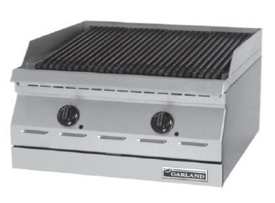 Garland ED-42B 2083 42-in Charbroiler w/ Infinite Switch Control, 208/1 V