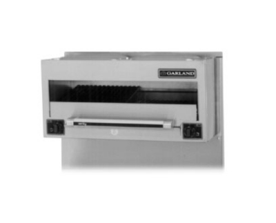 Garland ER-36 208 42-in Griddle w/ 1/2-in Steel Plate, Thermostatic Control, 240/3 V