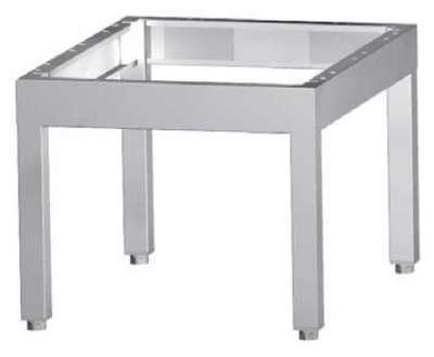Garland G18-BRL-STD 18 in W Equipment Stand, Stainless Steel