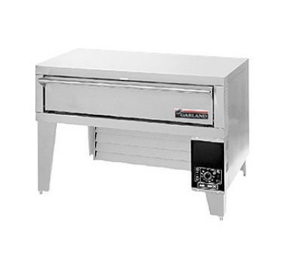 Garland G56PB NG Single Deck Impingement Pizza Oven w/ Bottom Mounted Power, NG