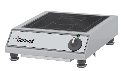 Garland GI-BH/BA 2500 2081 Baby Hob Countertop Induction Cooker w/ Rotary Switch, 208/1 V