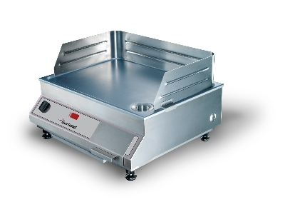 Garland GI-SH/GR 3500 Induction Griddle w/ Reusable Intake Filter, Stainless, 3.5-kW