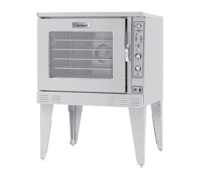 Garland MP-GD-20-S Double Full-Size Gas Convection Oven, NG
