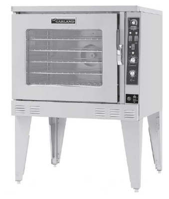 Garland MP-GD-10-D Deep Moisture Plus Oven w/ Double Deck & Standard Controls, NG