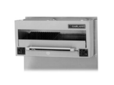 Garland SER-684 2081 34-in Salamander Broiler w/ 24-in H Shelf, 208/1 V