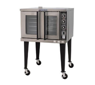 Bakers Pride BCOE1 Full Size Electric Convection Oven - 208/3v