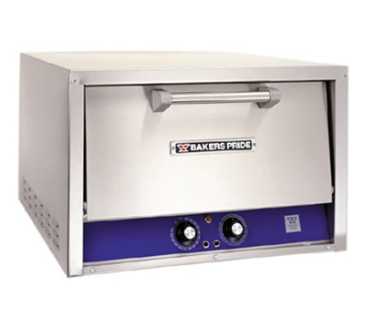 Bakers Pride P24S Countertop Bake Oven w/ Single Compartment, Removable Decks, 2150w