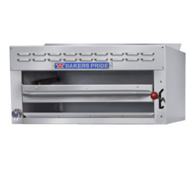 Bakers Pride BPSB-24 LP 24-in Salamander Broiler w/ Infrared Burner, LP
