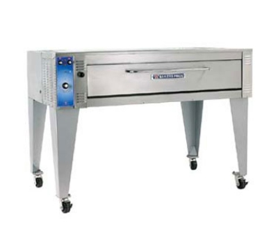 Bakers Pride EP285736 2083 Double Pizza Deck Oven, 208v/3