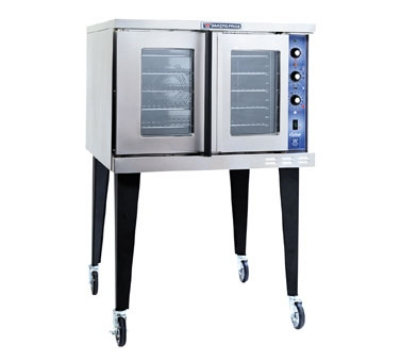 Bakers Pride GDCOE1 Full Size Electric Convection Oven - 208/1v