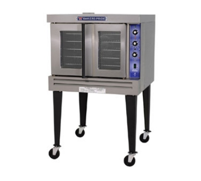 Bakers Pride GDCOG1 LP Cyclone Convection Oven, Full Size, Single Deck, Rotary Controls, LP