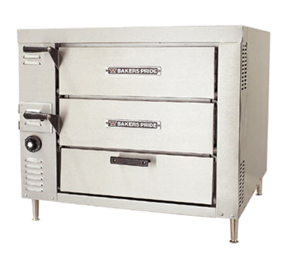 Bakers Pride GP-62HP Countertop Pizza Oven - Double Deck, 240v/1ph
