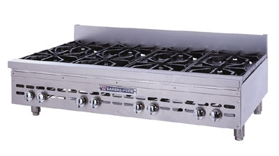 "Bakers Pride HDOB-424 24"" 4-Burner Gas Range, NG"