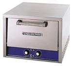 Bakers Pride P18S Electric Single Deck Countertop Pizza/Pretzel Oven, 120/1v