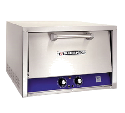 Bakers Pride P22BL Electric Single Deck Countertop Pizza/Pretzel Oven, 208/1v