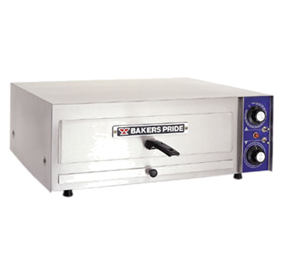 Bakers Pride PX16 Electric Single Deck Countertop Pizza Oven, 120/1v
