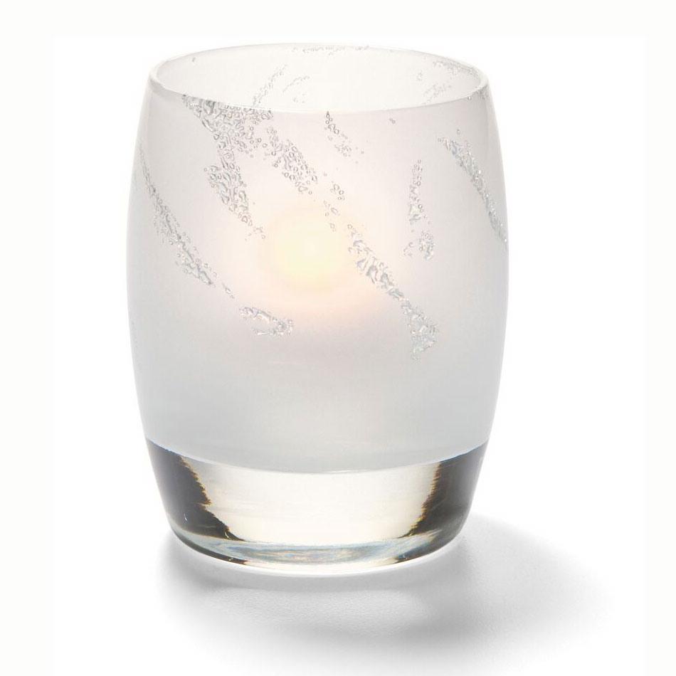 Hollowick 6477LI Contour Votive, Linen