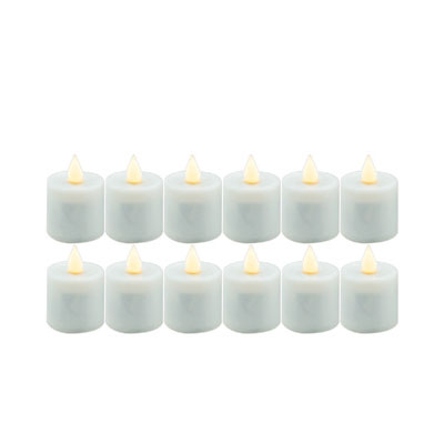 Hollowick EVOX-CL Replacement Evolution Flameless Candle, 1