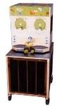 Frosty Factory 215F Frozen Drink Machine, 2-Flavor (2)12-qt Hopper, (155)10 oz./Hr