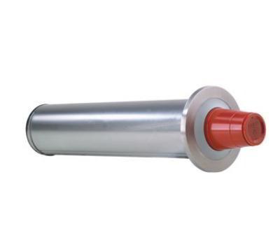Dispense-Rite BFL2 Cup Dispenser, In-Counter, 22 in L, F&P Spring, 8-44oz Cups, 3 to 4-1/2 Rim Dia