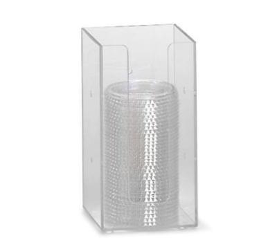 Dispense-Rite MLD1 Lid/Cup Organizer, 4 in Modular, Acr