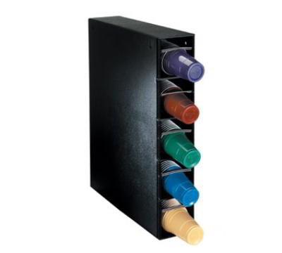 Dispense-Rite PLCT5BT Cup Dispensing Cabinet, (5)