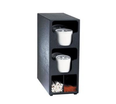 Dispense-Rite TLO2BT Lid & Straw Organizer,