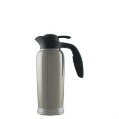 Service Ideas 10-00011-000 1-liter Vacuum Creamer w/ Content Indicator, Removable Tea Infuser