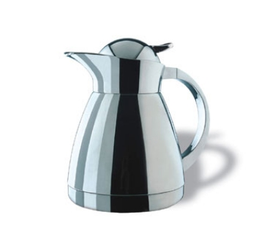 Service Ideas 0767000060 .6-liter Coffee Server w/ Push-Button