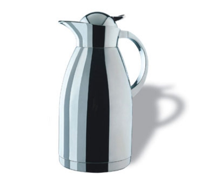 Service Ideas 0767000200 2-liter Coffee Server w/ Push-Button Lid,