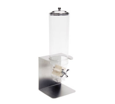 Service Ideas 80700610 3-liter Single Cereal Dispenser w/ Portion Control Windmill