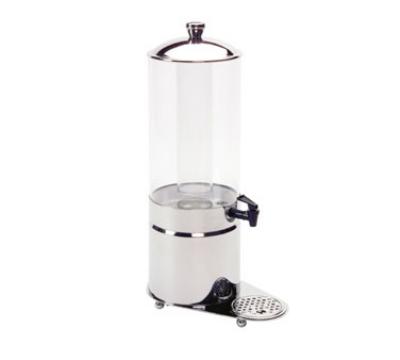 Service Ideas 80702700 7-liter Single Juice Dispenser, Stainless