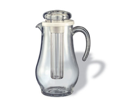 Service Ideas AWP19SB 1.9-liter Water Pitcher w/ Smooth Surfac