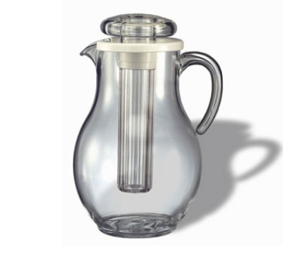 Service Ideas AWP33SB 3.3-liter Water Pitcher