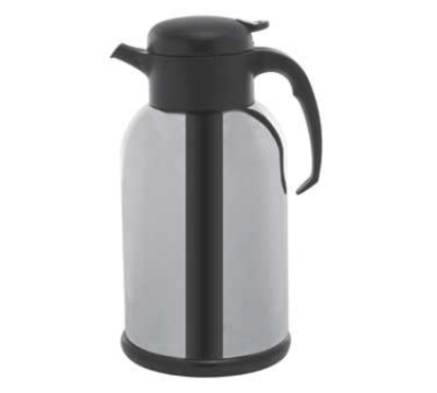 Service Ideas H100CH 1-liter Modern Coffee Server w/ Glass Liner,