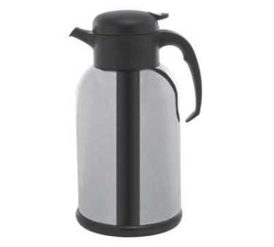 Service Ideas H100CH 1-liter Modern Coffee Server w/ Glass Liner,