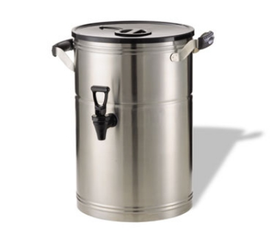 Service Ideas IT3GPL 3-Gallon Tea Urn w/ Staggered Rubber Grip Hand