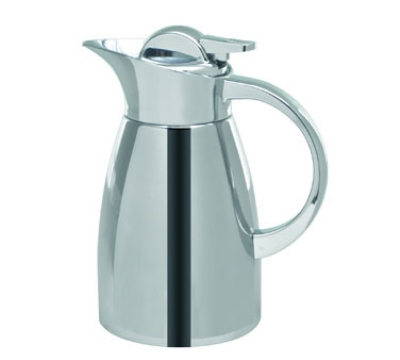 Service Ideas LVP1000 1-liter Elite Touch Coffee Server, Polished F