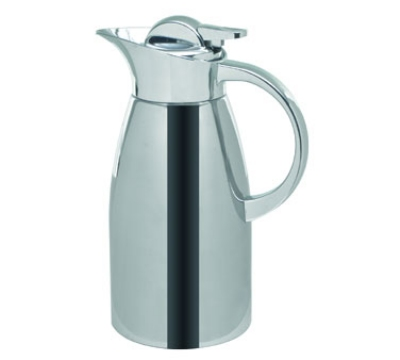 Service Ideas LVP1500 1.5-liter Elite Touch Coffee Server, Polished Finish