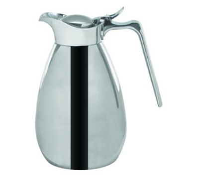 Service Ideas MEVC67 .6-liter Elite Touch Coffee Server, Mirrored Finish