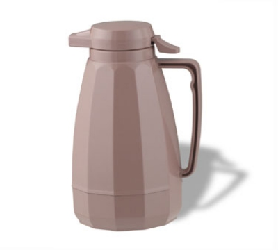 Service Ideas NG501MV .6-liter Coffee Server w/ Push Button Lid, Mauve