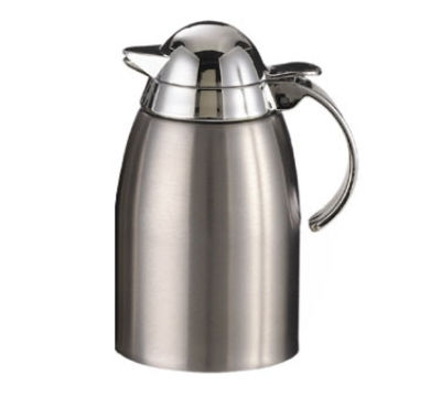 Service Ideas SC85 8.5-oz Creamer Dispenser w/ Chrome-Plated Plasti