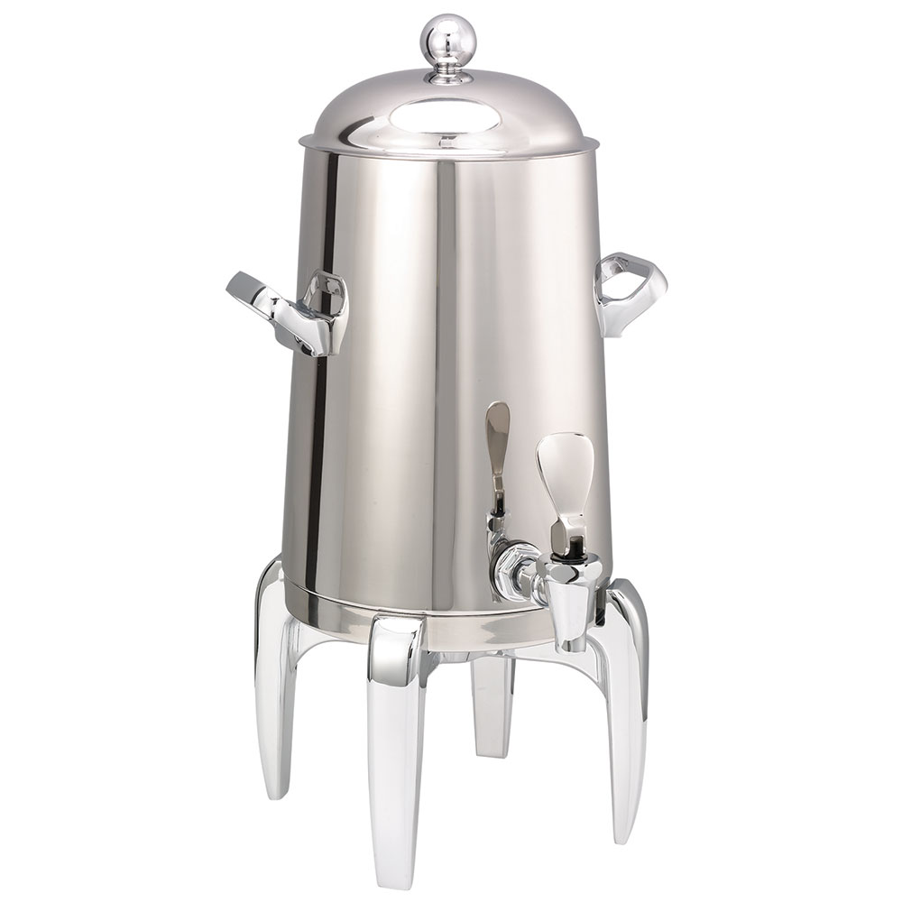 Service Ideas URN15VPS Vacuum Insulated Coffee Urn w/ 1.5-gal Capacity, Ch