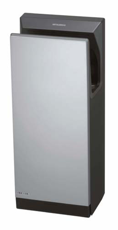 Mitsubishi JT-SB116JH-G-NA Jet Towel Hand Dryer w/ 10-Second Dry Time