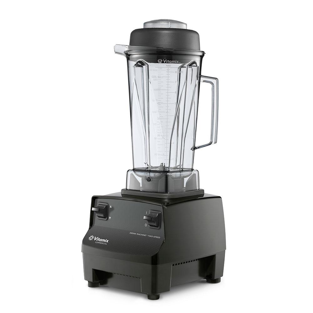 Vitamix 748 Drink Machine, 64 oz., 2 Speed, Grey Base, 2 HP, 120V