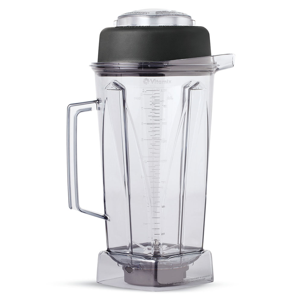 Vitamix 756 64-oz Container w/ Blade Assembly & Lid, Touch & Go, BarBoss, Drink Machine