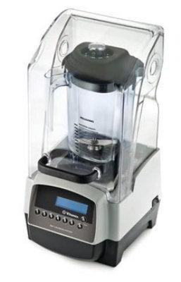 Vitamix 34013 120 Touch & Go2 Blending Station For 32-oz, On Counter, 120 V